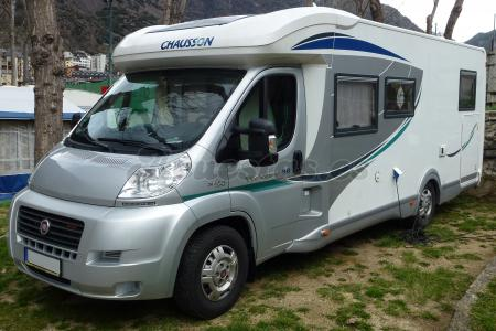 Chausson Welcome 98