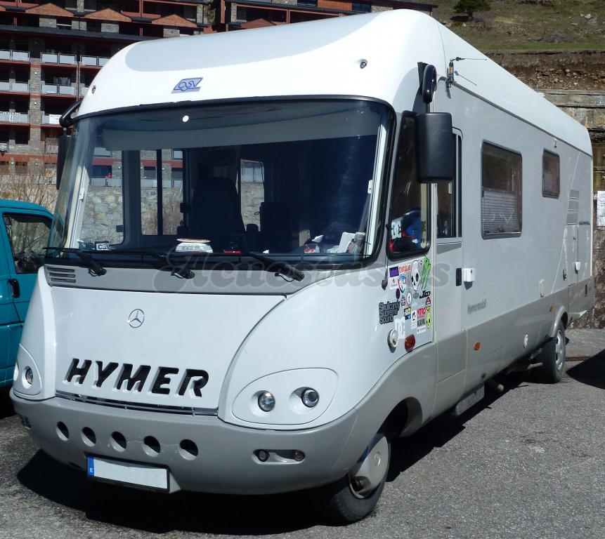 Hymer S820