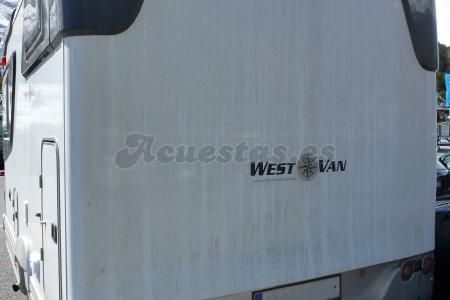 Hymer West Van
