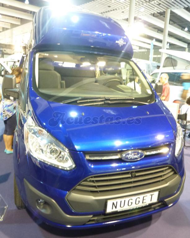 Ford Nugget Westfalia