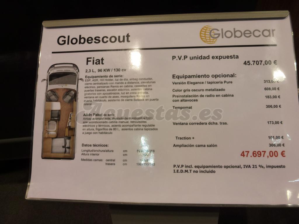 Globecar Globescout