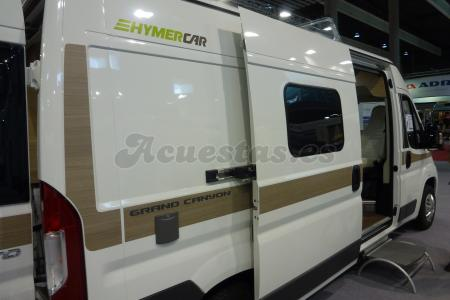 Hymer Car Grand Canyon
