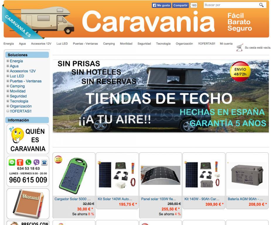 1784f415980 Caravania, Soluciones para Autocaravanas, Caravanas, Camping