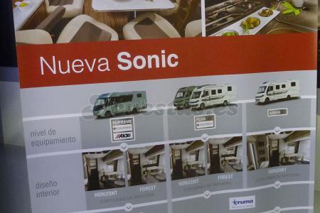 Adria Sonic Supreme I 710 SLT