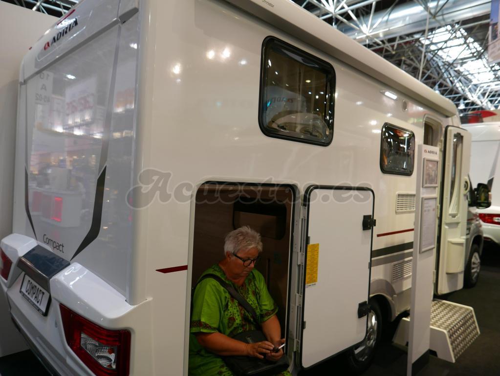 Adria Compact Plus SL