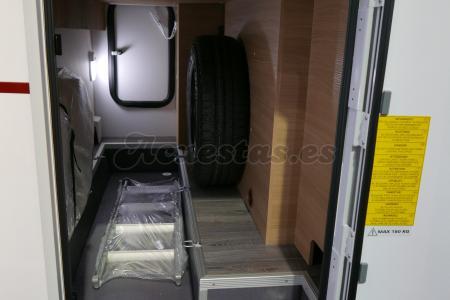 Adria Compact Plus SLS