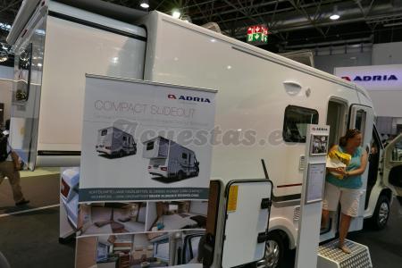 Adria Compact Plus SCS