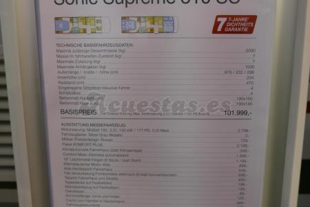 Adria Sonic Supreme 810 SC
