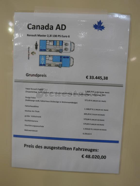 Ahorn Canada AD