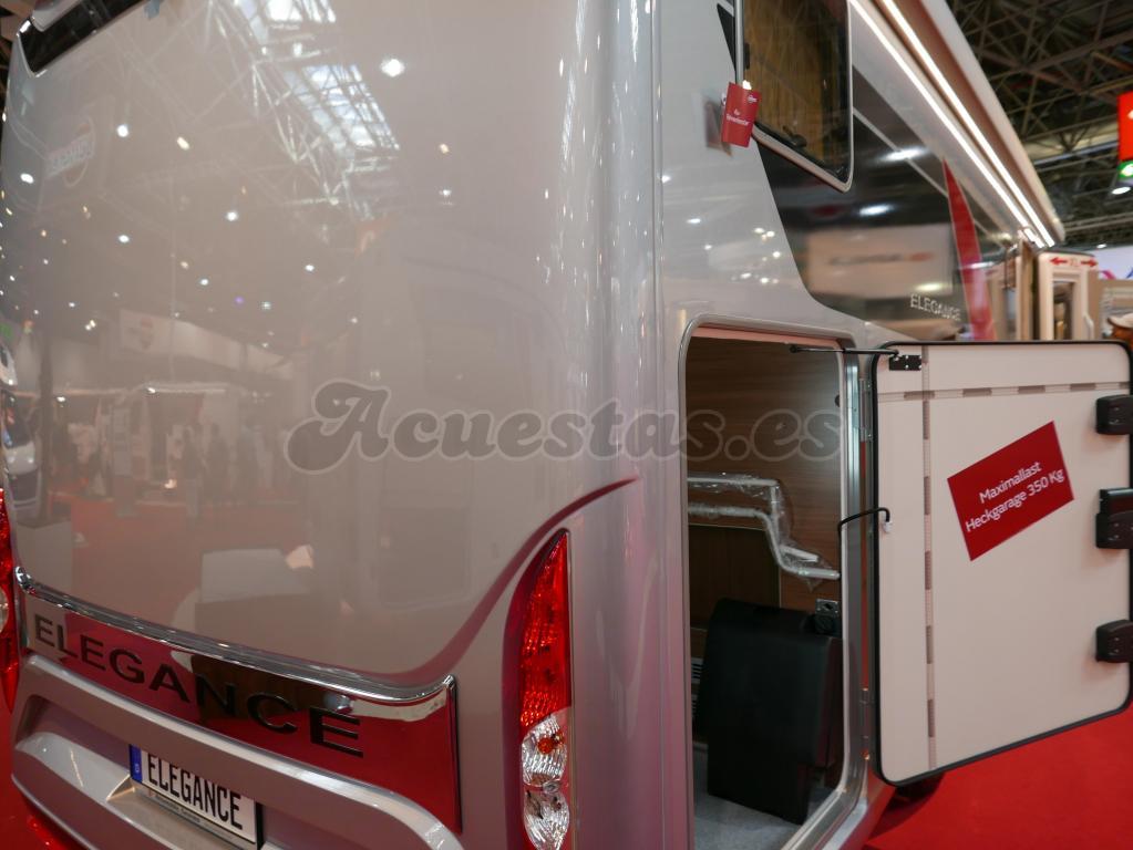 Burstner Elegance I910 G
