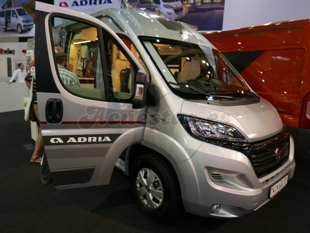 Adria Twin 600 SP