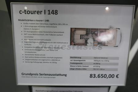 Carthago C Tourer I148