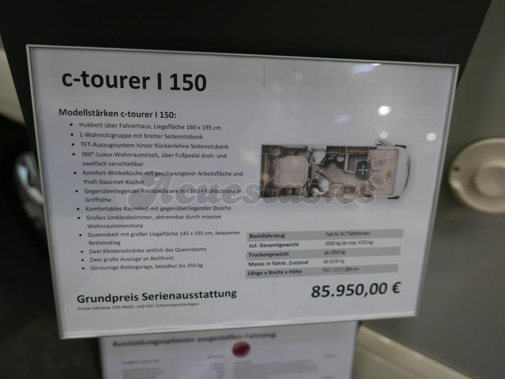 Carthago C Tourer I150