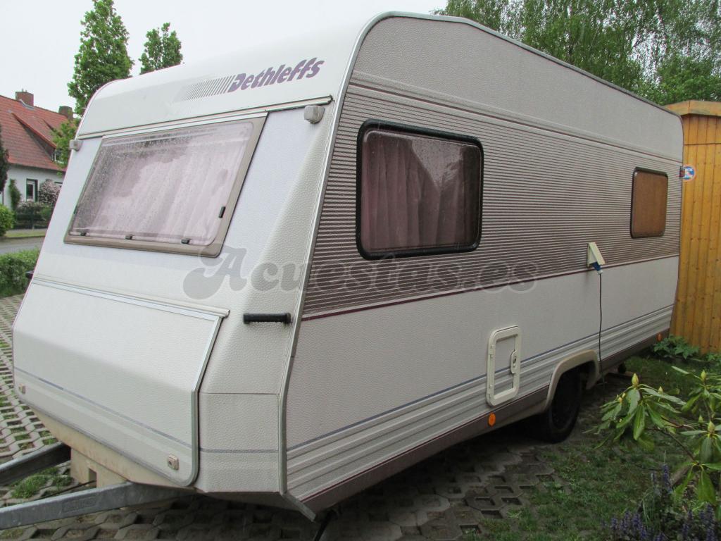 Caravana dethleffs rondo - Wohnwagen mit kinderzimmer ...