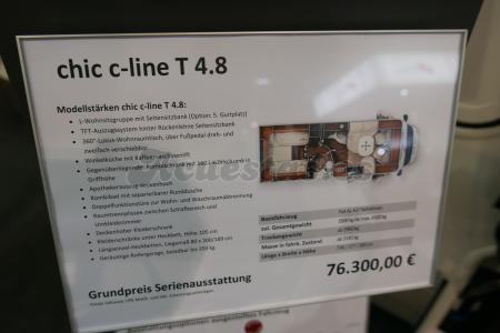 Carthago Chic C-Line T 4.8