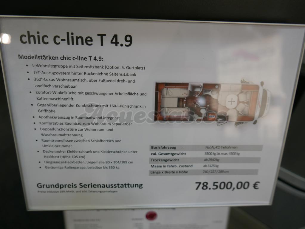 Carthago Chic C-Line T 4.9