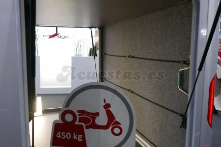 Carthago Chic E-Line I 50