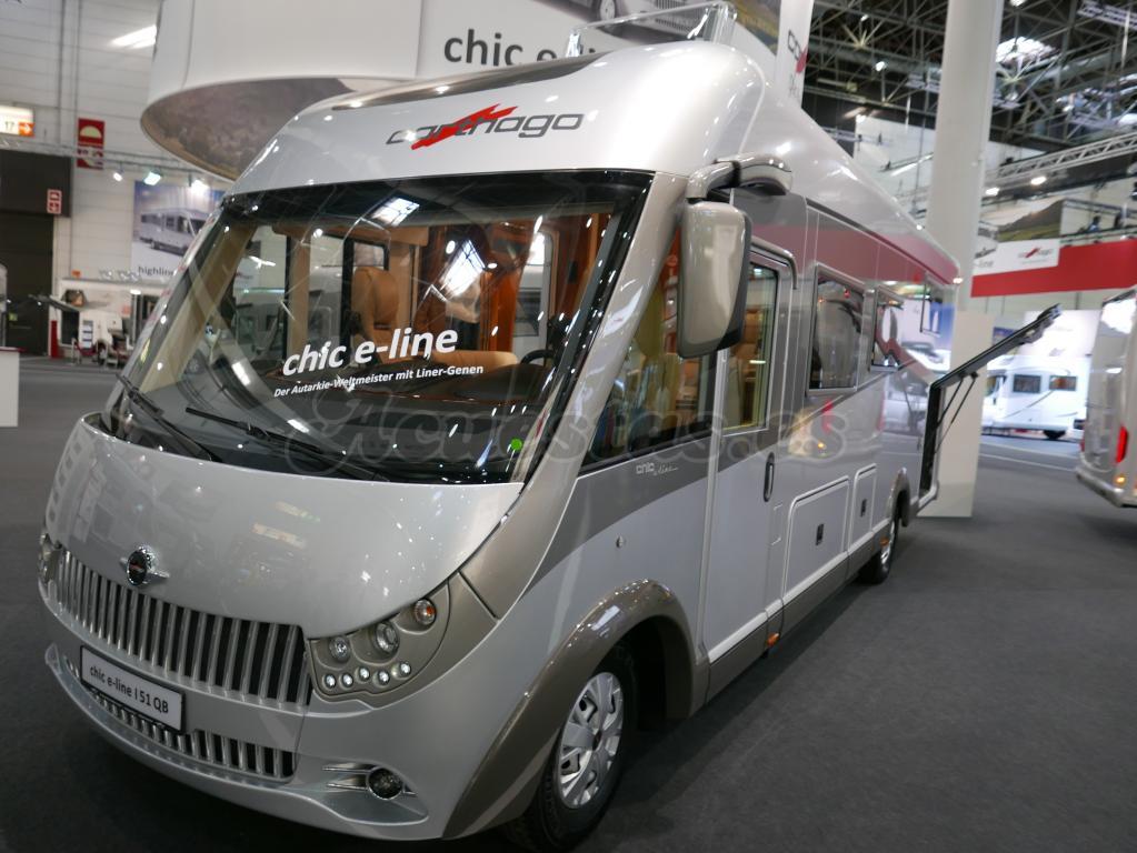 Carthago Chic E-Line I 51 QB