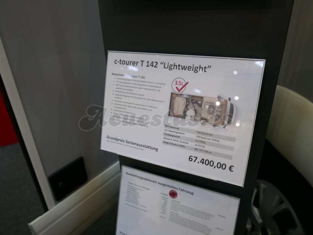 Carthago C-Tourer T 142