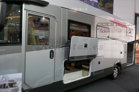 Carthago Chic S-Plus I 55 XL