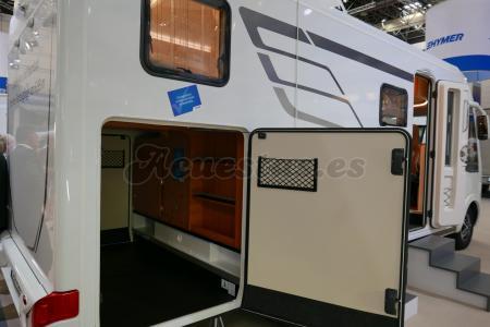 Hymer B 574 DL