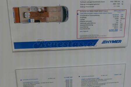 Hymer DuoMobil B 534 DL