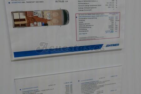 Hymer B 594 DL