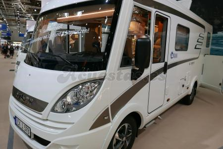 Hymer Exsis-i 578 Experience