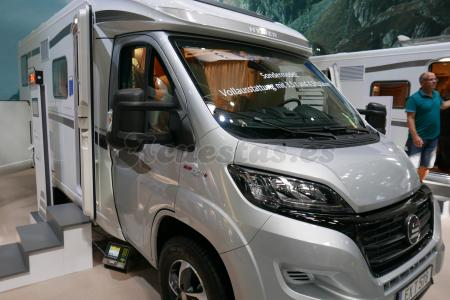 Hymer Exsis-t 578 Experience