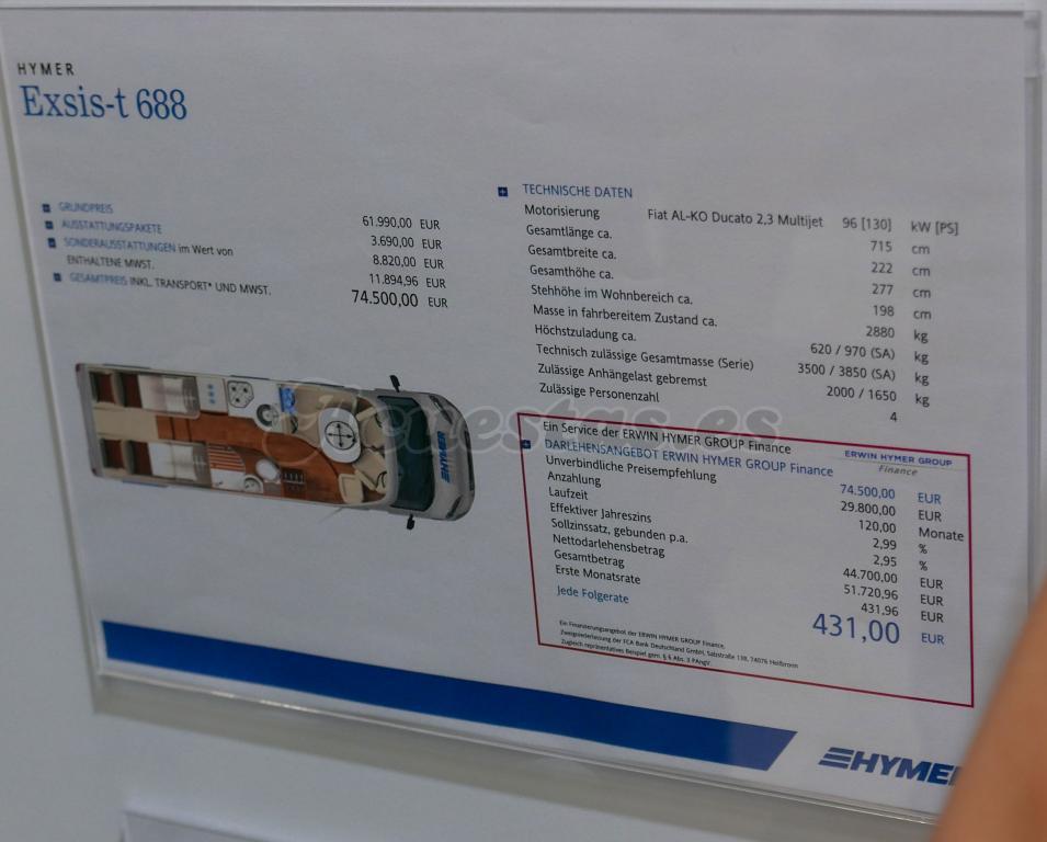 Hymer Exsis-t 688