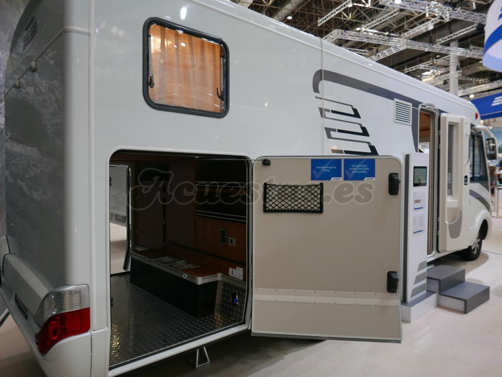 Hymer Hymermobil ML-I 620