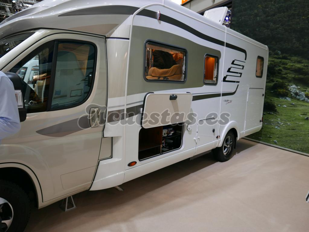Hymer Tramp CL 678 Golden Limited