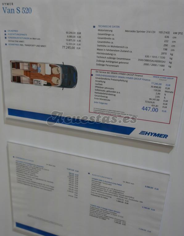Hymer Van S 520