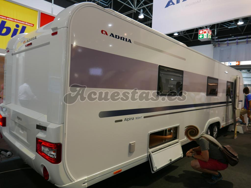 Adria Alpina 903 HT