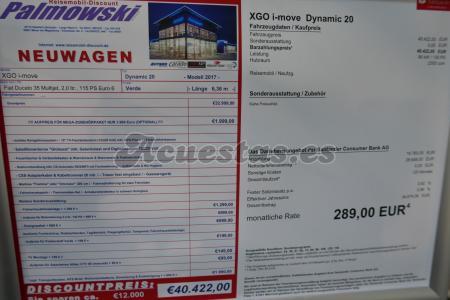 Xgo Dynamic 20 i-move