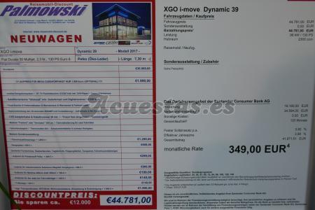 Xgo Dynamic 39 i-move