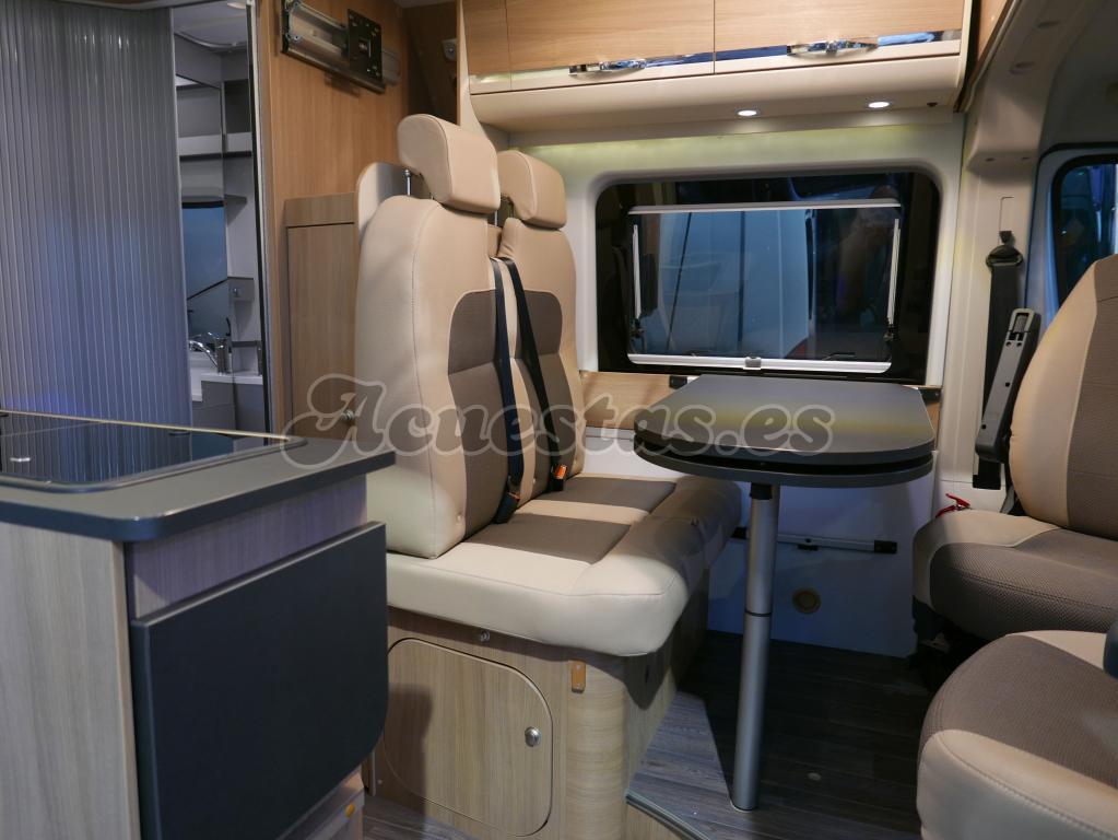 Adria Platinum 600 SPT