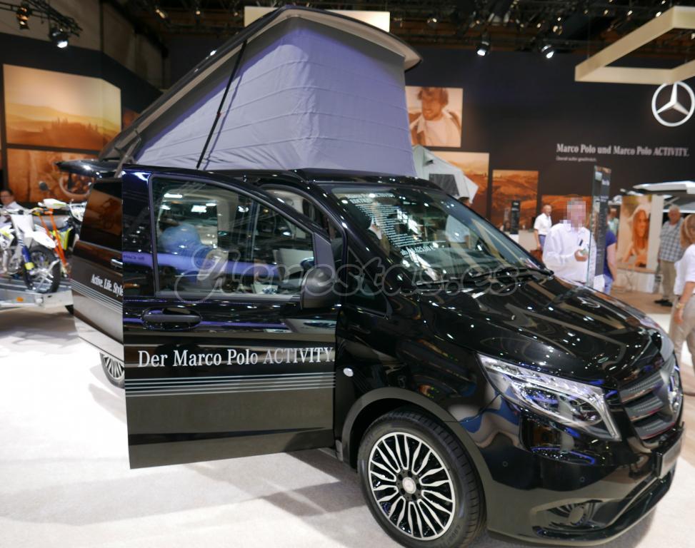 Mercedes Marco Polo Activity Edition