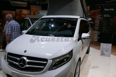 Mercedes Marco Polo Edition