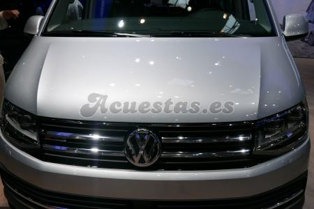 Volkswagen T6 Multivan PanAmericana