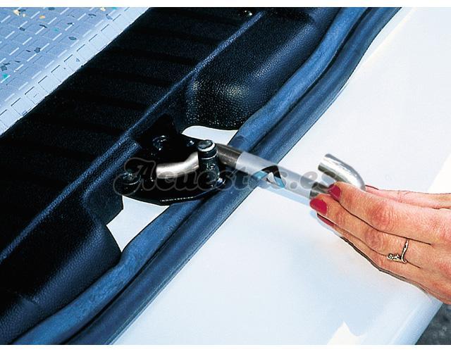 Brandrup Air-Safe/Air Lock para portón trasero de T4 y T5