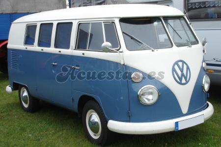Furgoneta Volkswagen T1