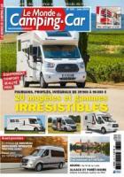 Le Monde du Camping-Car n°302, juin 2018