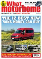 What Motorhome - July 2018
