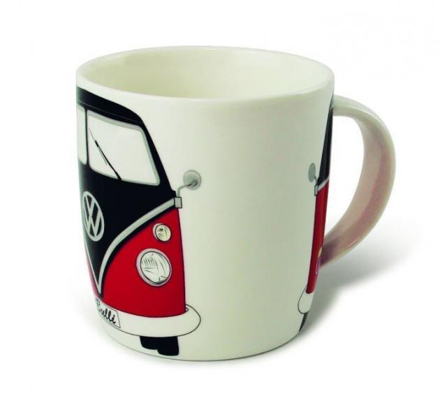 Taza VW Red-Black