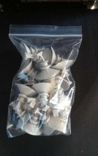 Ventosas - Pack 10 unidades