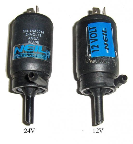 Bomba de agua equipos Neil - Ref. NR-007