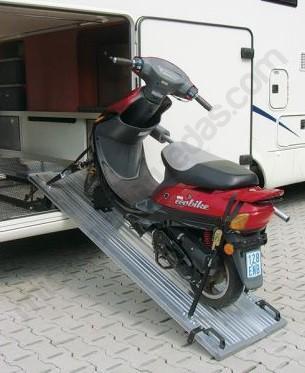 Portamoto para Garaje Autocaravana Linnepe SmartRacK