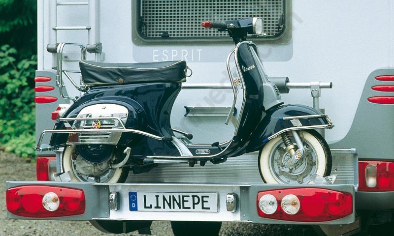 Portamotos Linnepe Scout 150 kilos