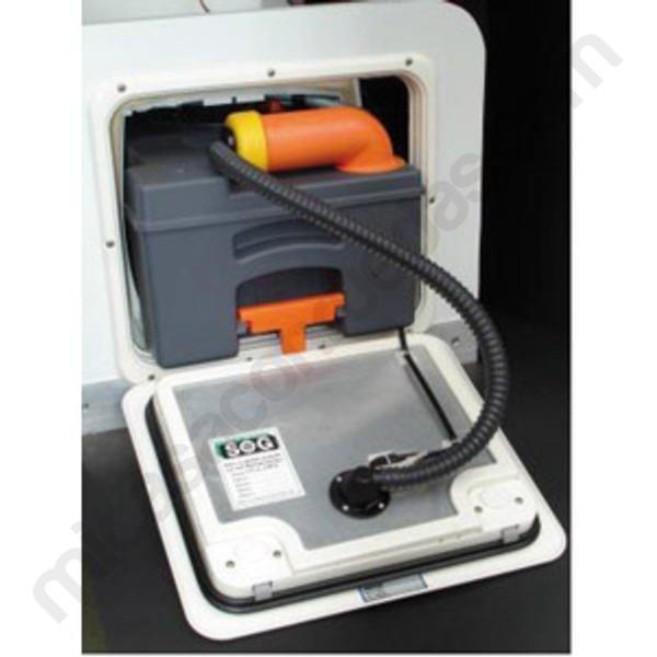 Kit evacuación gases SOG para C250
